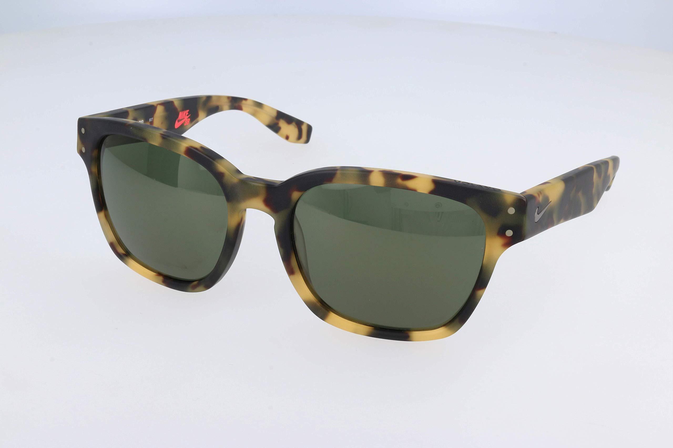 Nike EV0877-210 Volano Sunglasses (Frame Green with Gunmetal Flash Lens), Tokyo Tortoise