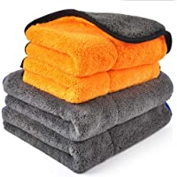 150 Pack S/&T INC 516401 Multi Color 150 Pack Microfiber Cleaning Cloths