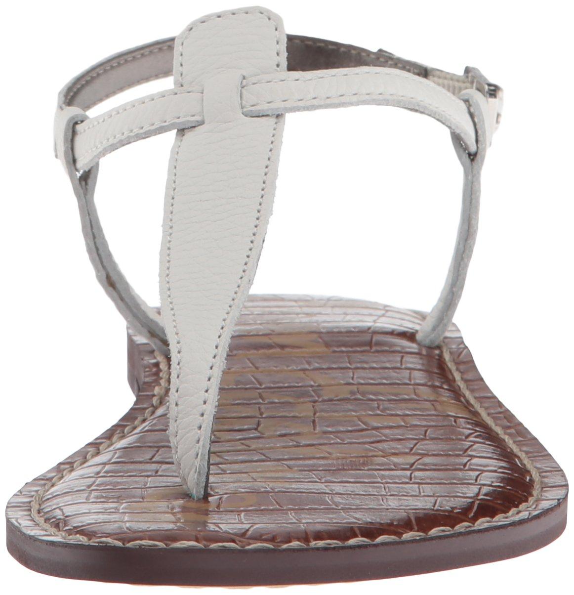 Sam Edelman Women's Gigi Leather B076NY3HL9 5.5 B(M) US Bright White Leather