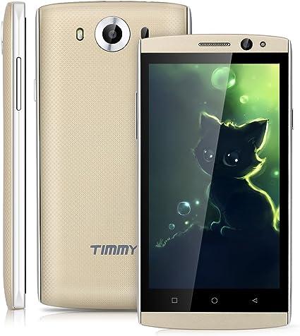 TIMMY M10 - 3G Smartphone Libre Android 5.1 Multi-Idioma (Pantalla ...