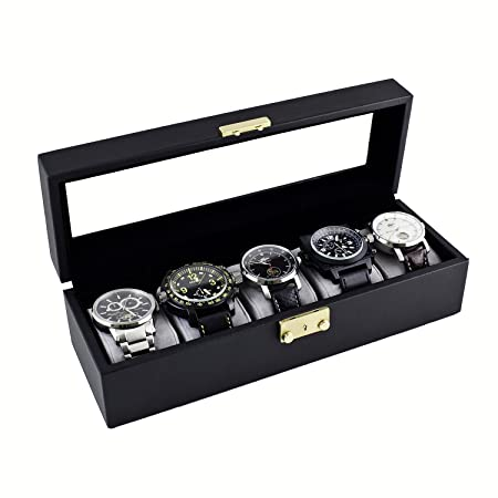 Watch Case Storage