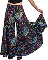 Women's Palazzo Pant Multicolored by Tropic Bliss