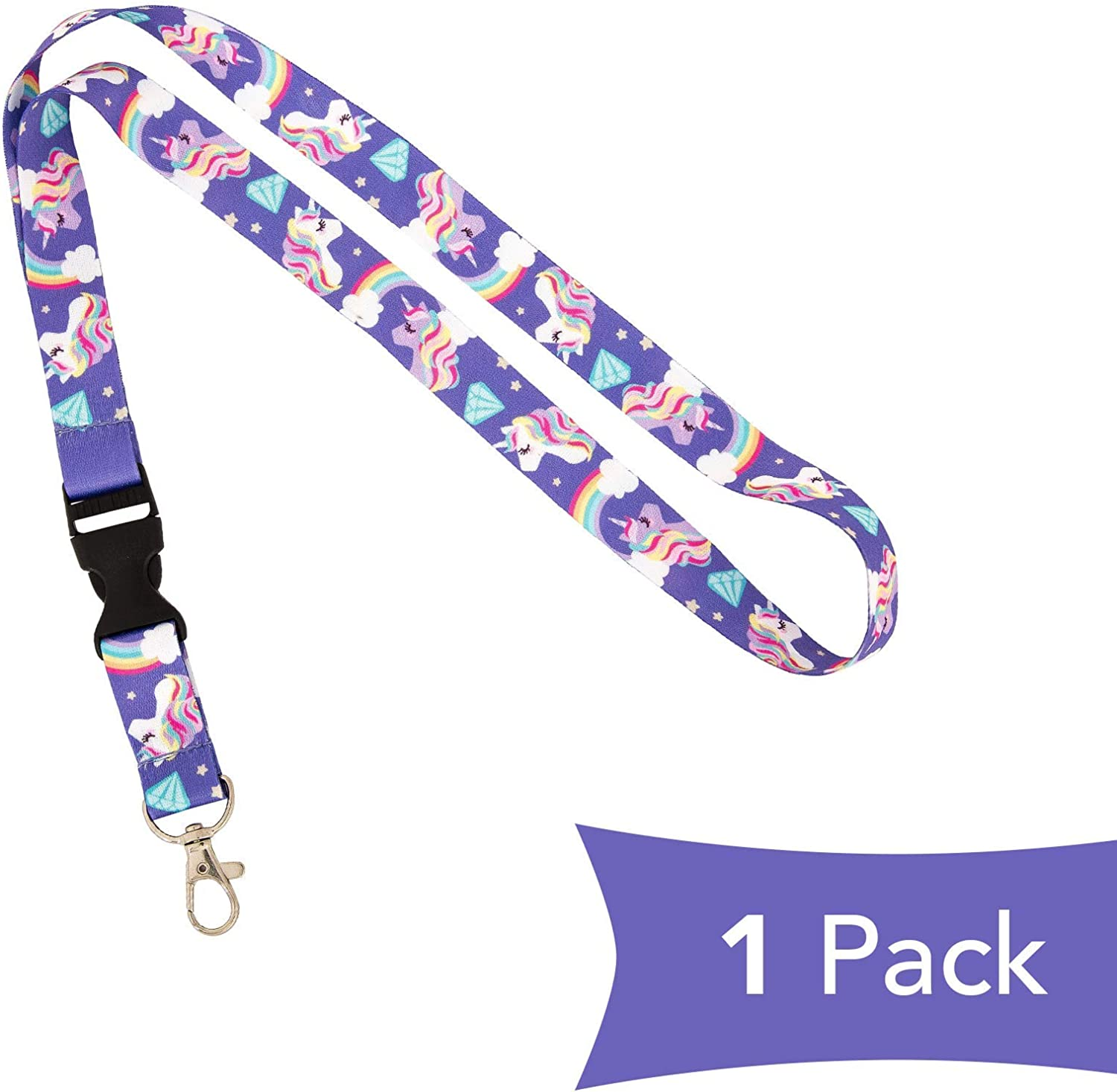 Multicolour NURSE DOCTOR Lanyard Neck Strap With Card//Badge Holder or KeyRing