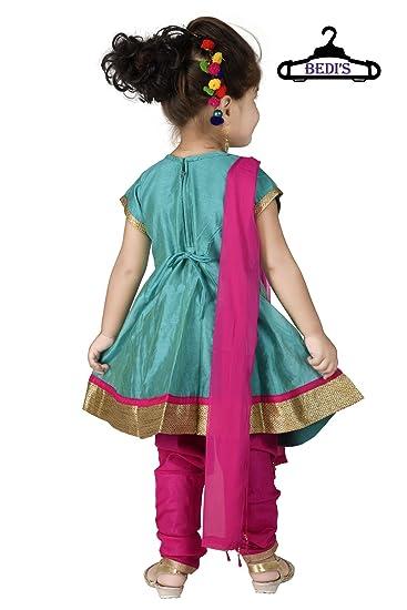 Baby Girl Frock Suit Indian Style in European Sizes New Born Infant Salwar Anarkali Churidar Maxi Legging Dress Wedding Prom Party WEAR TOP ...