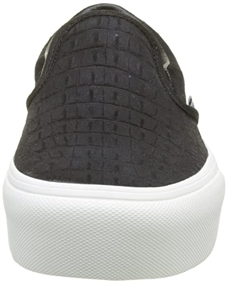 Vans Classic Slip-on Platform Leather 76ad0b27191