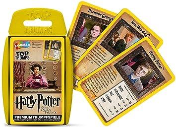 Winning Moves Top Trumps Harry Potter y la Orden del Fénix ...