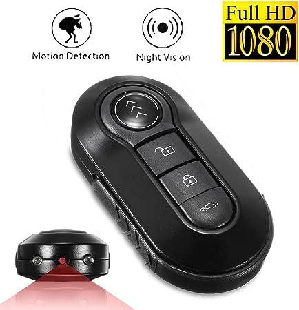 Mini HD 1080P Hidden Camera remote control Camcorder  Infrared Night Vision DV