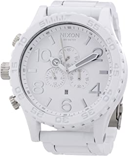 Amazon.com  Nixon 51-30 Chrono A083897-00. All Gold Men s Watch ... 7d1b007d63