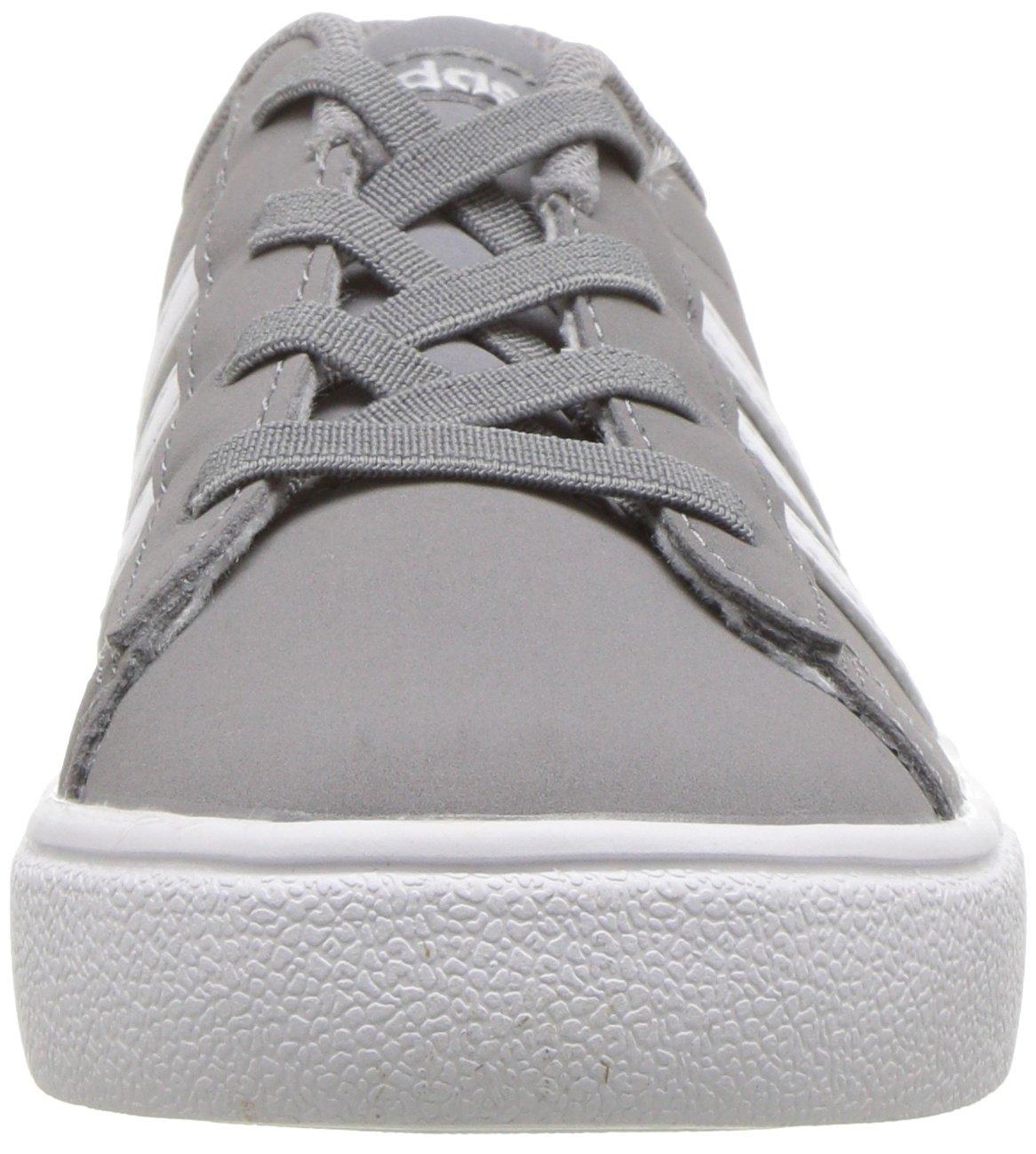 Adidas Kids Daily Adidas me 19.996 gris tres / blancos / blanco