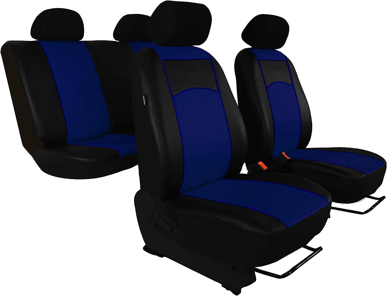 in Diesem Angebot Blau. POK-TER-TUNING Universal Sitzbez/üge Kunstleder Passend f/ür Fiesta MK5,MK6 .Design Kunstleder mit Dekorative Aufschrift Tuning