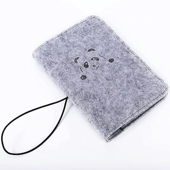 Amazon.com: Panda Notebook, Kawaii cuaderno, carpeta en ...