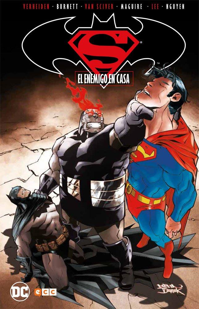 Superman/Batman vol. 3: El enemigo en casa: Amazon.es ...