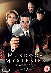 Murdoch Mysteries: Series 12 [DVD]