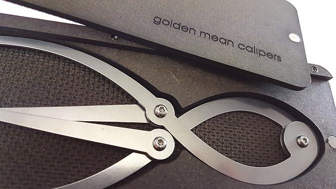 Golden Mean-Set di 3 pinze