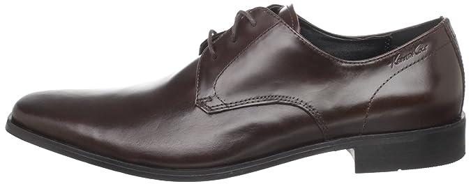 Kenneth Cole First Class Pour Homme à Lacets Oxford Chaussures - Marron - Marron RfwBedC5uG,