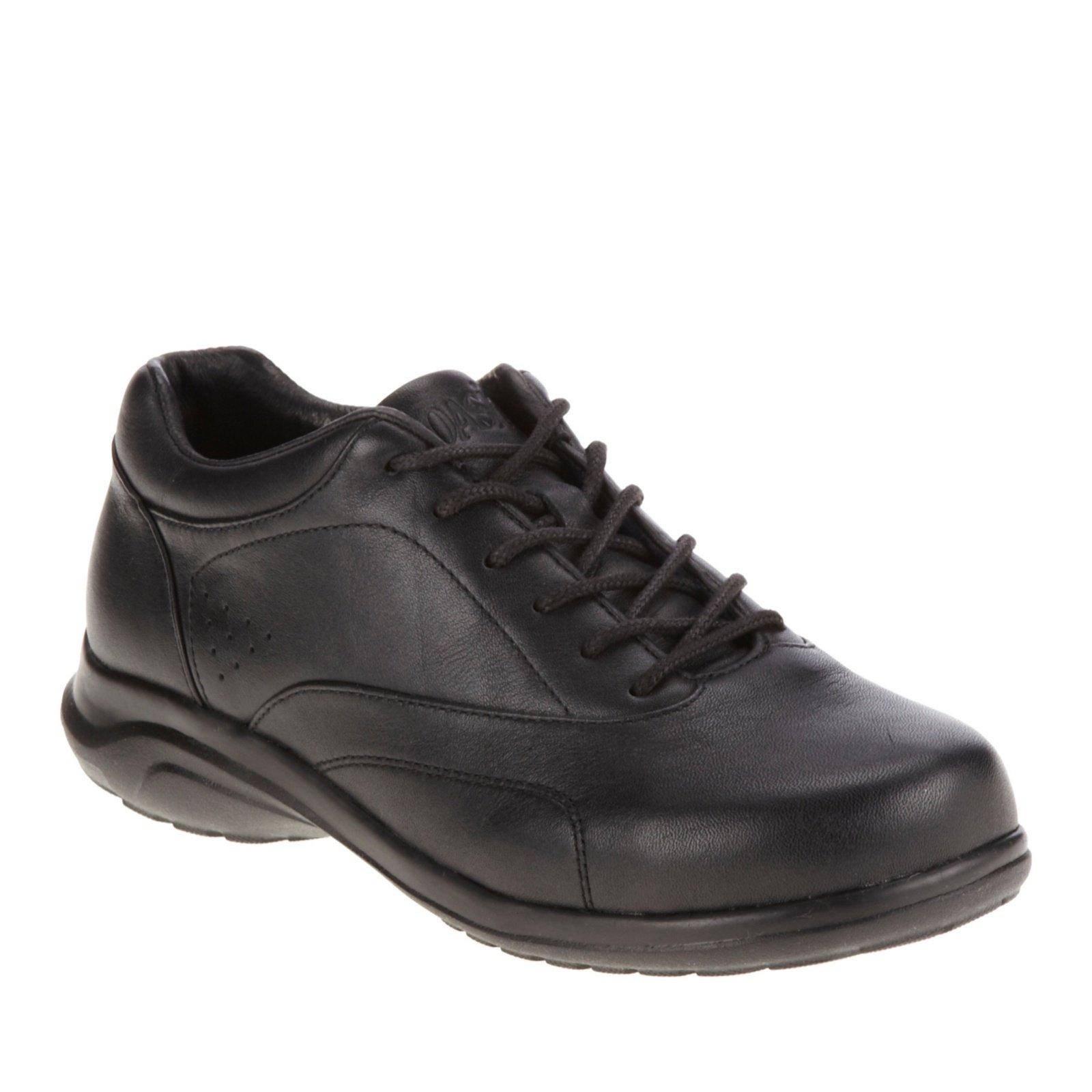 Oasis Women's Leela Lace-Up Oxford Shoes, Black, 6 M/C-D
