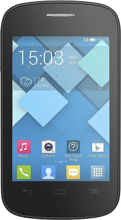 Alcatel Pop C1 - Smartphone Libre Android (Pantalla 3.5