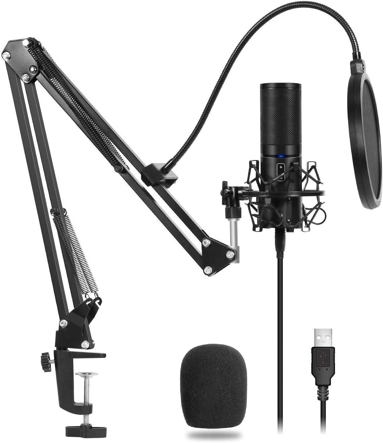 Tonor micrófono de condensador