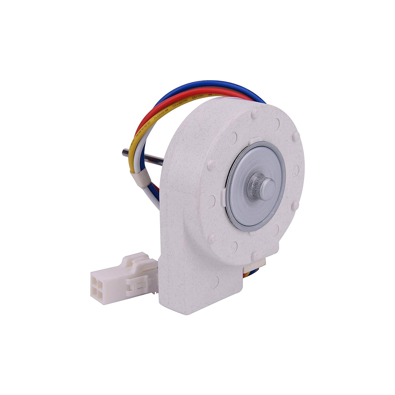 WR60X10209 Condenser Fan Motor for GE Refrigerator WR60X10155