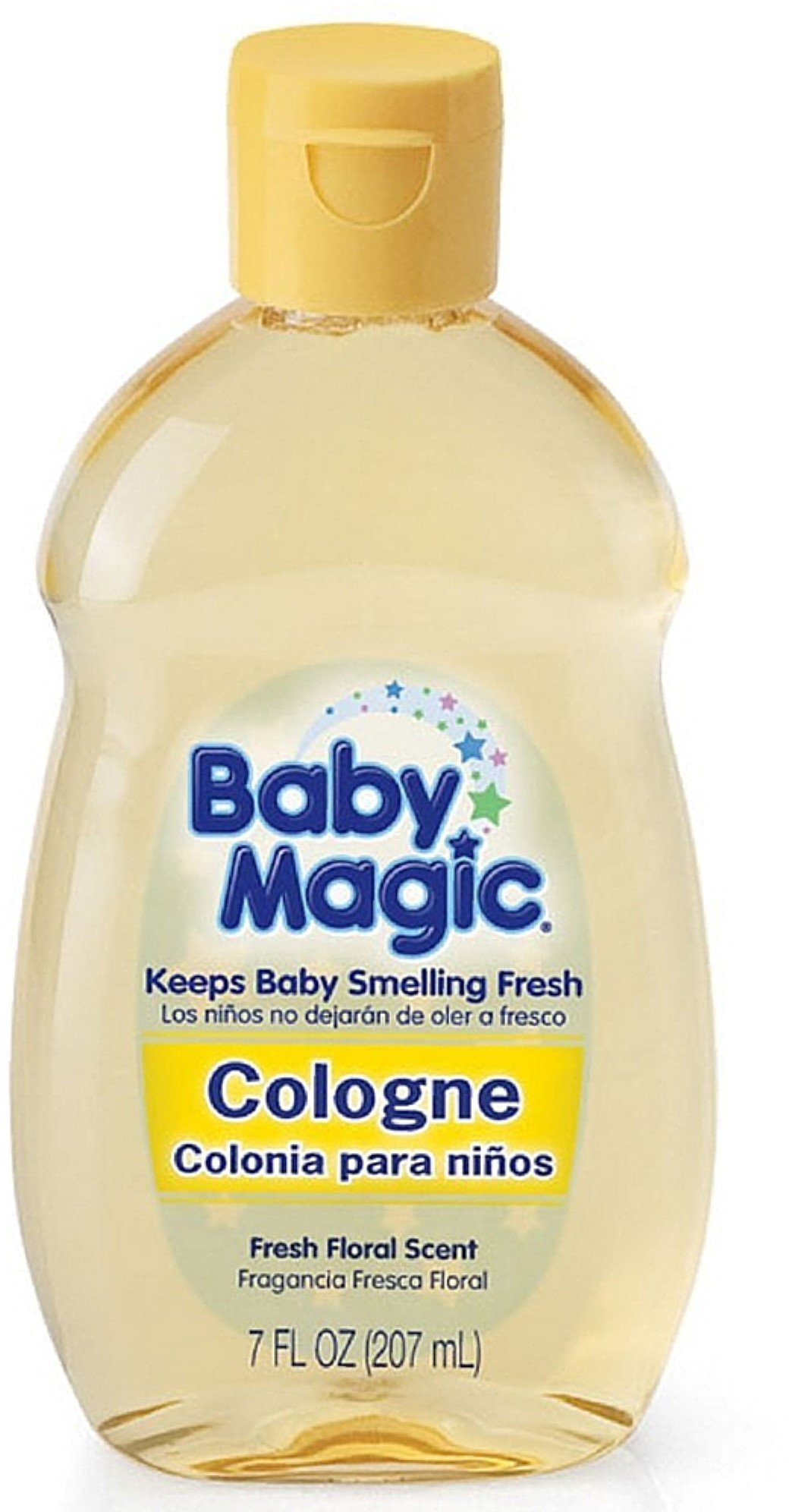 Baby Magic Cologne, Fresh Floral Scent, 7 Ounces (Pack of 12) by Baby Magic