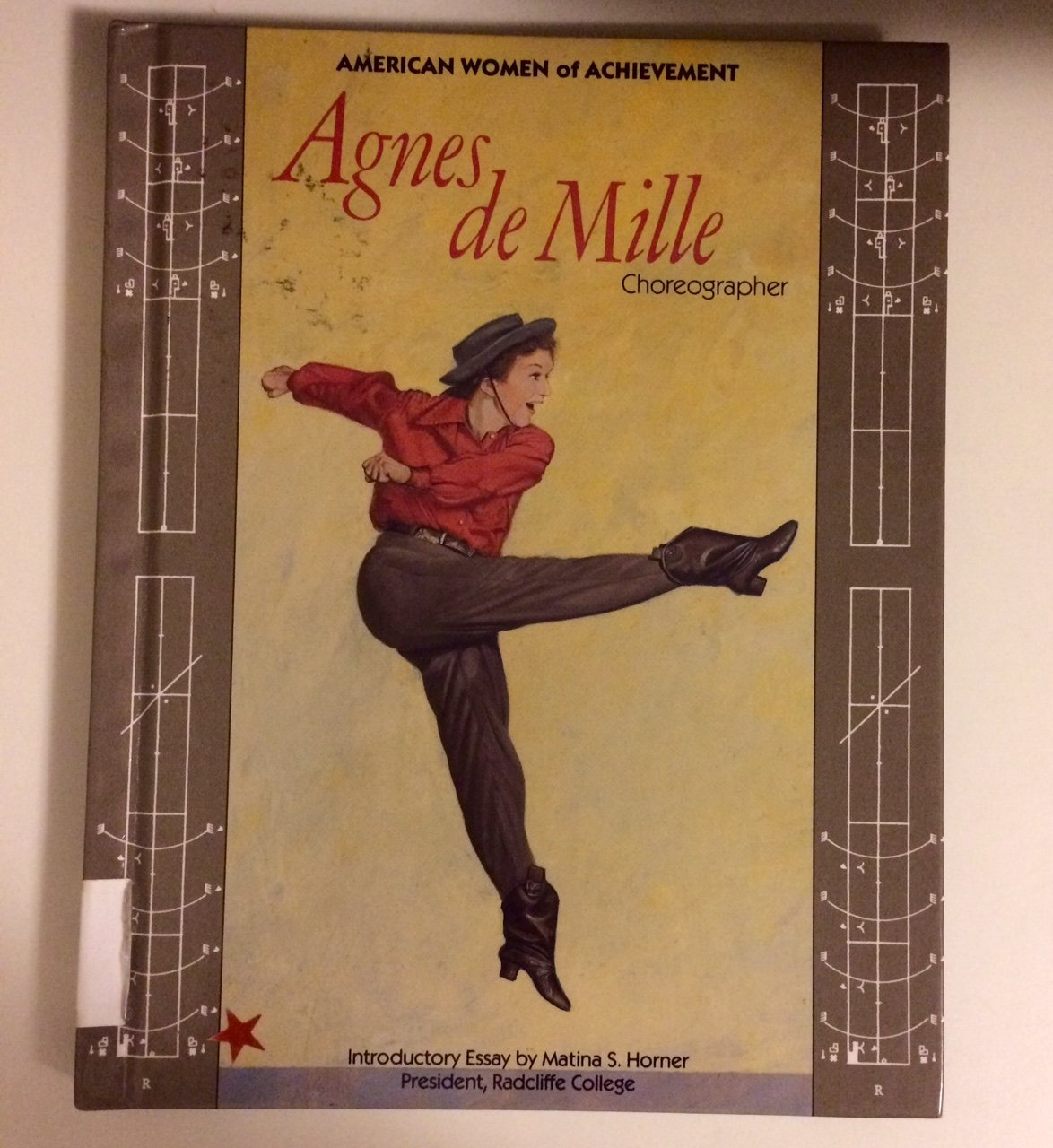 Agnes De Mille (Women of Achievement)