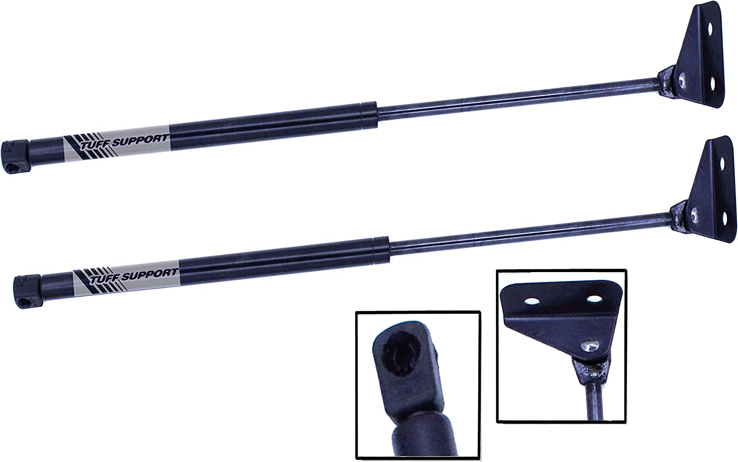 2 Pieces Tuff Support Hatch Lift Supports 1979 To 1985 Mazda RX7 Fits RX7 with Rear Defroster /& Wipers SET