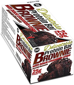 Beverly Nutrition Protein Brownie Bar Barritas Proteicas - 12 ...