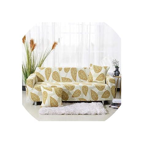 Heat-Tracing Fundas de sofá universales Sala de Estar ...
