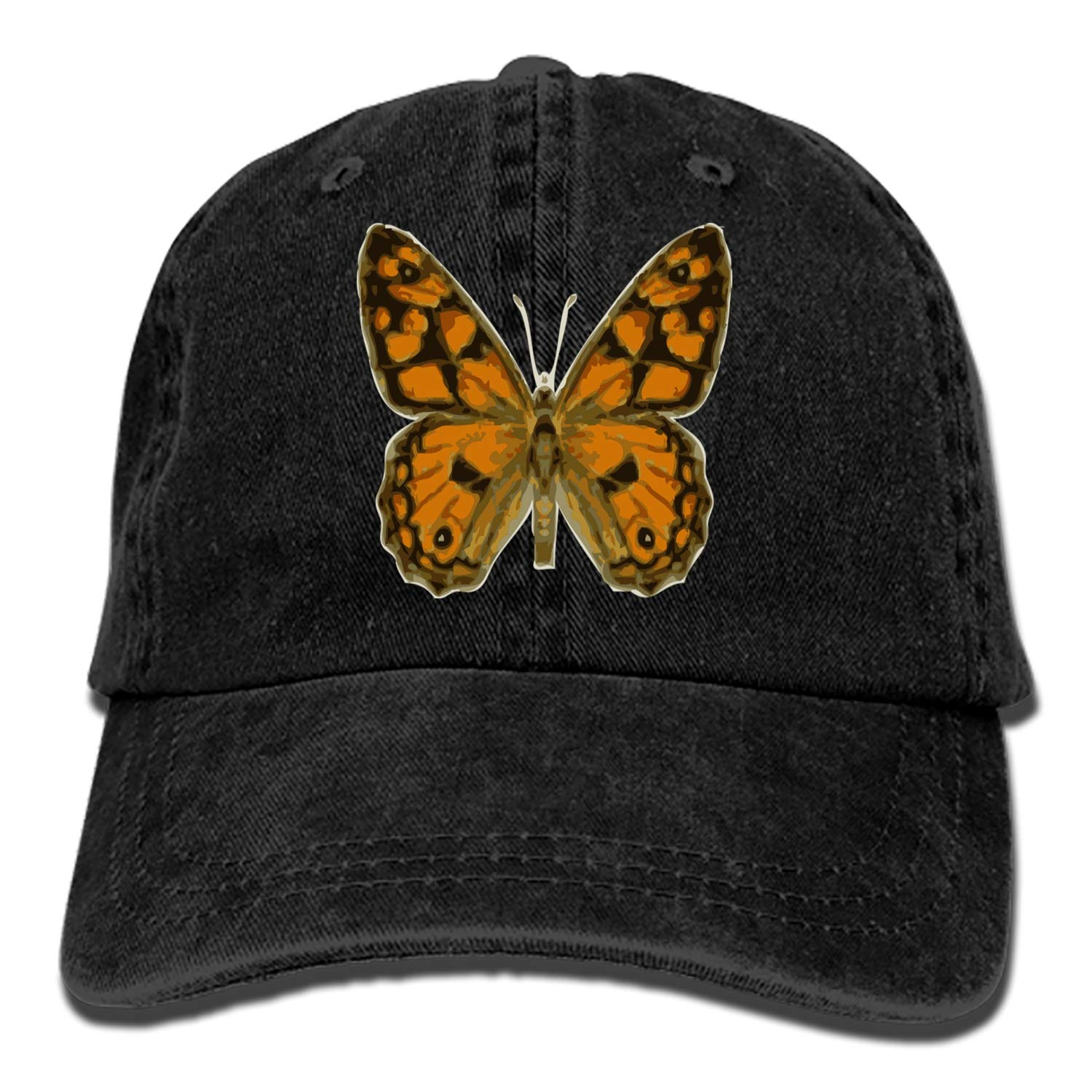 Colorful Dots Classic Washed Cotton Baseball Cap Hip Hop Adjustable Dad Hat