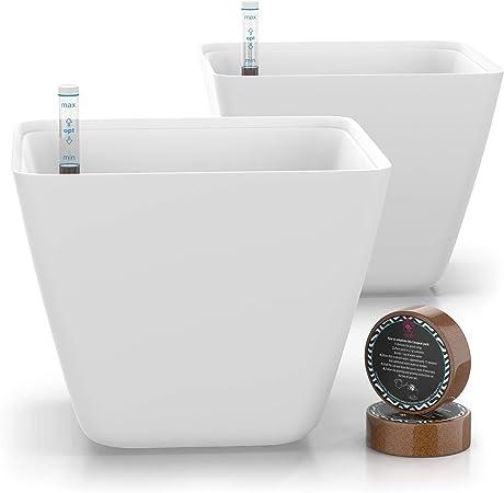 GARDENIX DECOR self watering pots for indoor plants product image