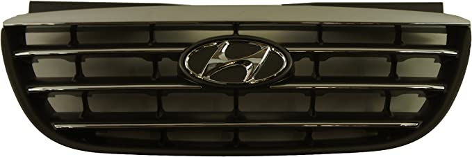 Genuine Hyundai Parts 86350-3S100 Grille Assembly