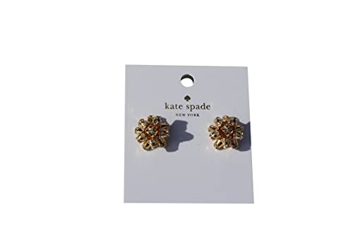 a1ebd9450281d Kate Spade Pave Bourgeois Bow Earrings, Golden: Amazon.ca: Jewelry