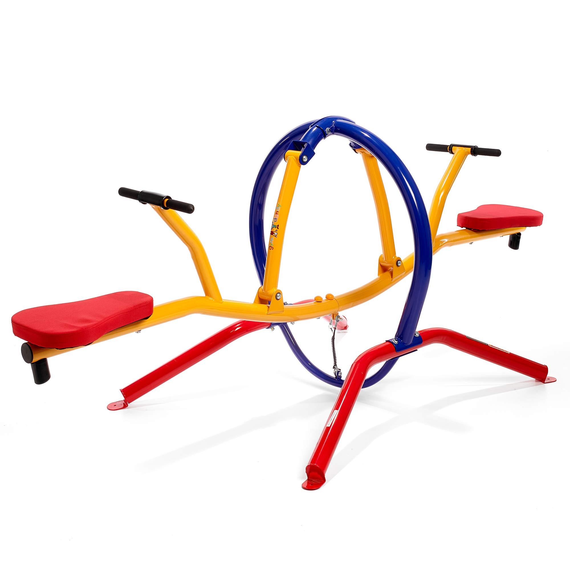 Gym Dandy Pendulum Teeter Totter Seesaw Set TT-320 by Gym Dandy