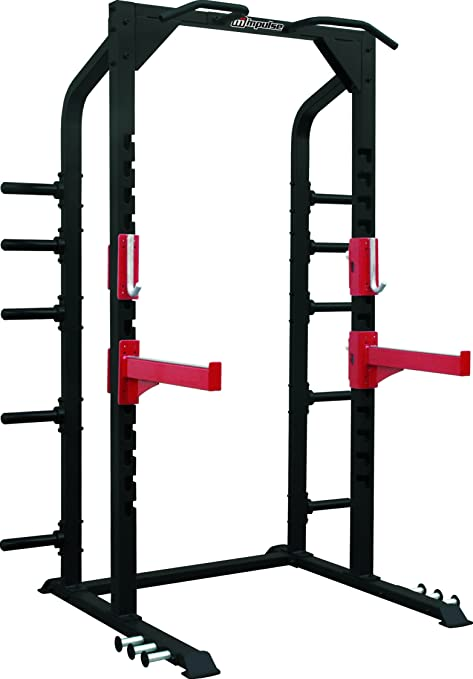 Half Power Rack SL7014 Impulse - jaula para barras para ...