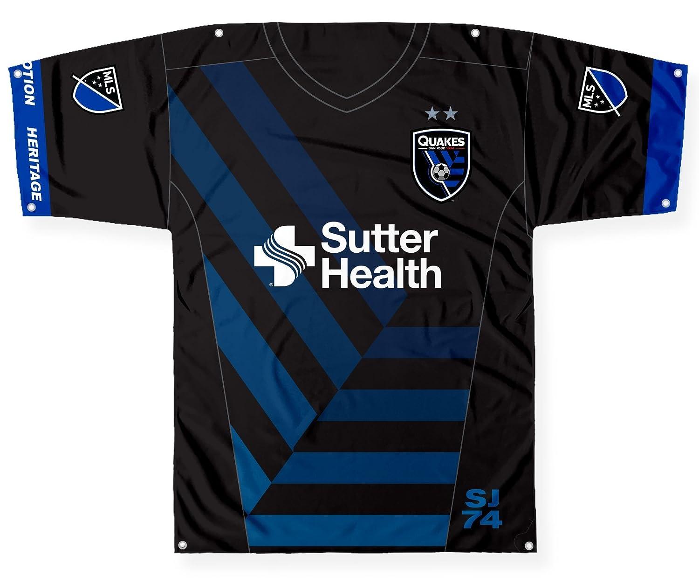 pretty nice bd564 25f31 Amazon.com : Winning Streak MLS San Jose Earthquakes Jersey ...