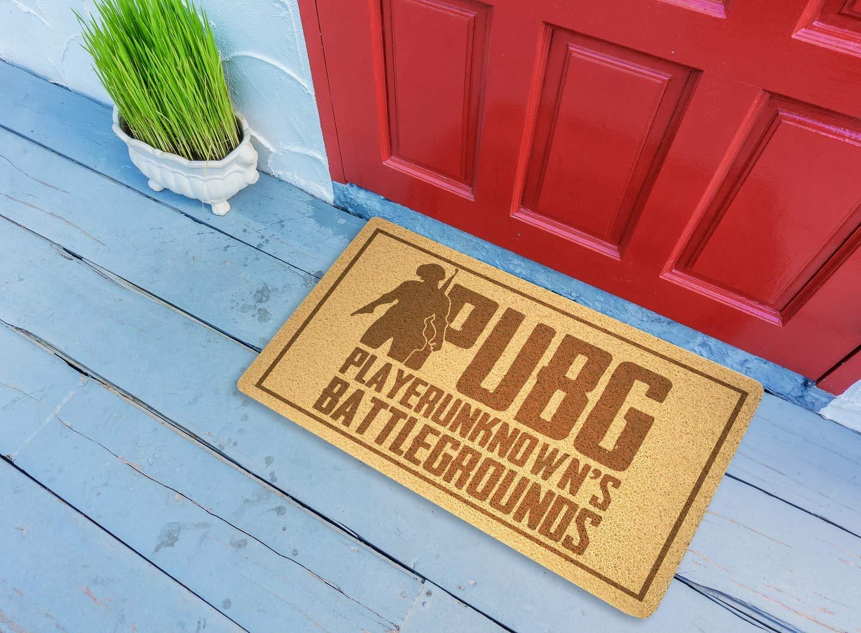Amazon com : Playerunknown's Battlegrounds PUBG Room Doormat