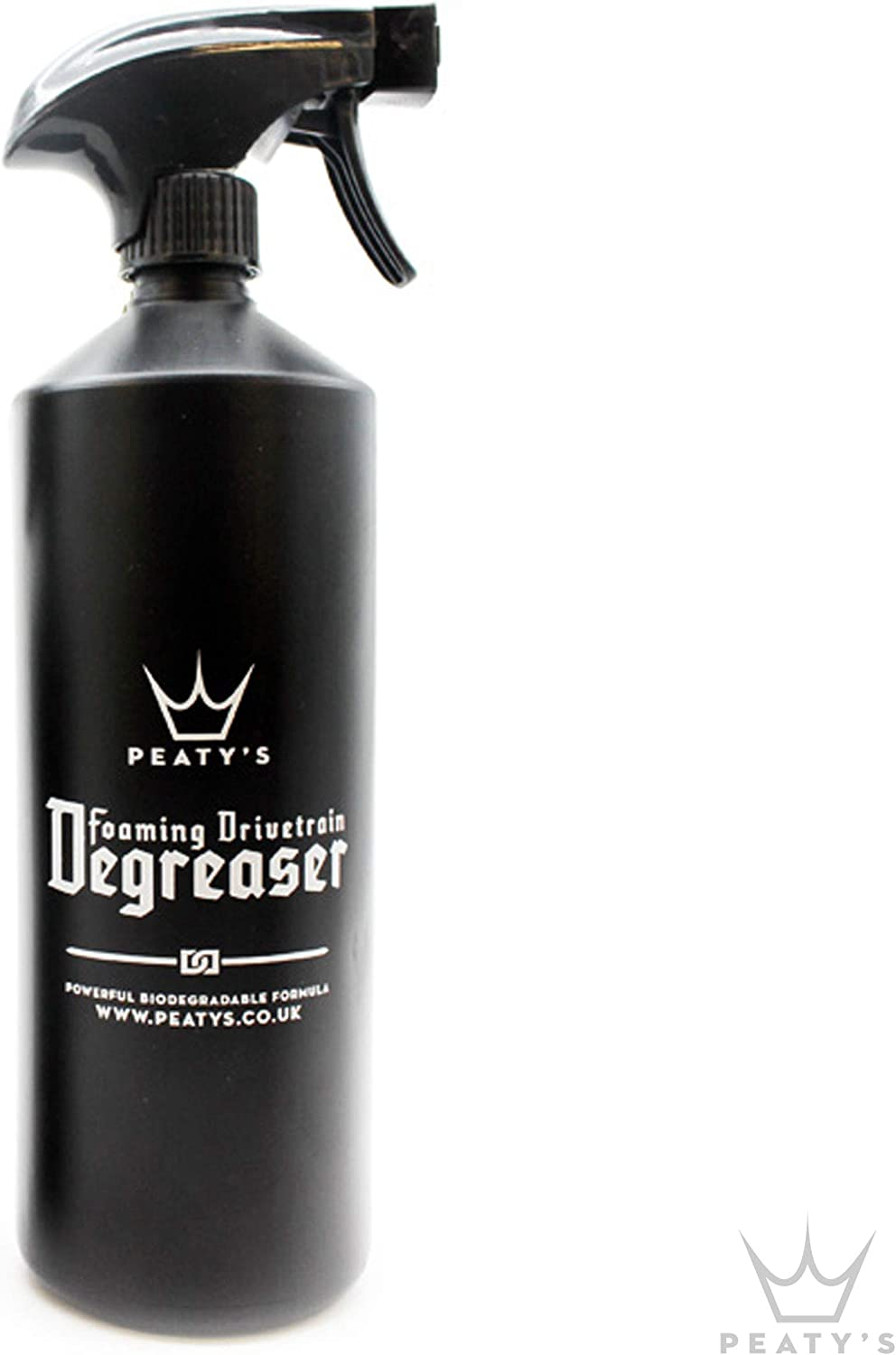 Peaty's Foaming Drivetrain Degreaser for Bicycles 500ml / 16oz