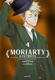 Moriarty O Patriota Vol. 4