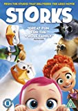 Storks [DVD + Digital Download] [2016]