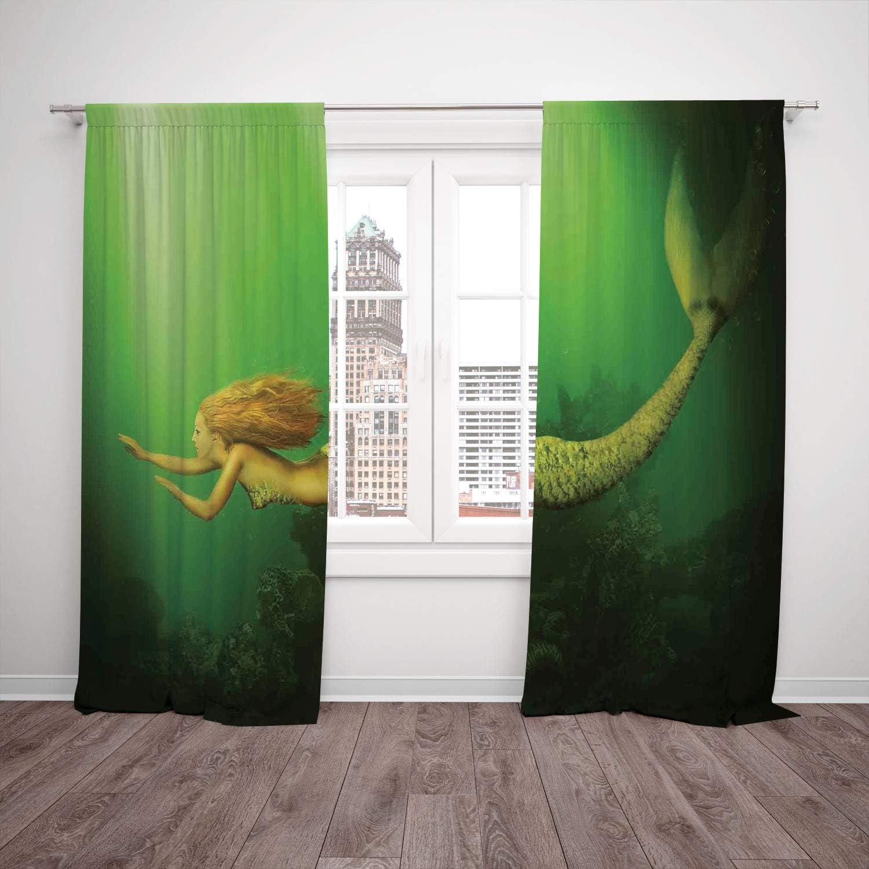 Juego de 2 cortinas de cocina con diseño de flores de colores ...