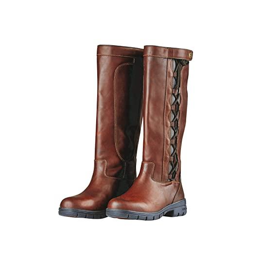 2bab143acf63f Amazon.com: Dublin Adults Unisex Pinnacle Grain Leather Boots II: Shoes