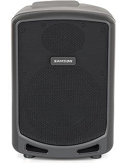 Samson de 2 Vías altavoz activo Auro D208: Amazon.es: Instrumentos musicales