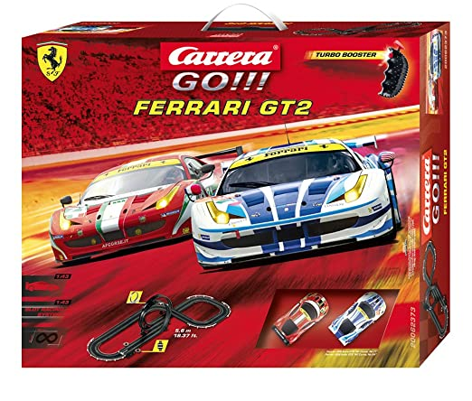 8 opinioni per Carrera 623736- Ferrari GT2 Pista, Lunghezza 5.6 Metri