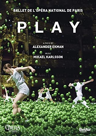 Amazon.com: Alexander Ekman & Mikael Karlsson: Play ...