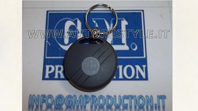 G M Produktion Meta1 Schutzhülle Für Schlüssel Fernbedienung Diebstahlschutz System Meta Zu Einer Taste Auto