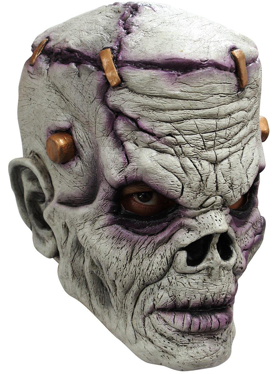 Unbekannt Générique mahal680–Vollmaske Latex Erwachsene Frankenstein Zombie–Einheitsgröße