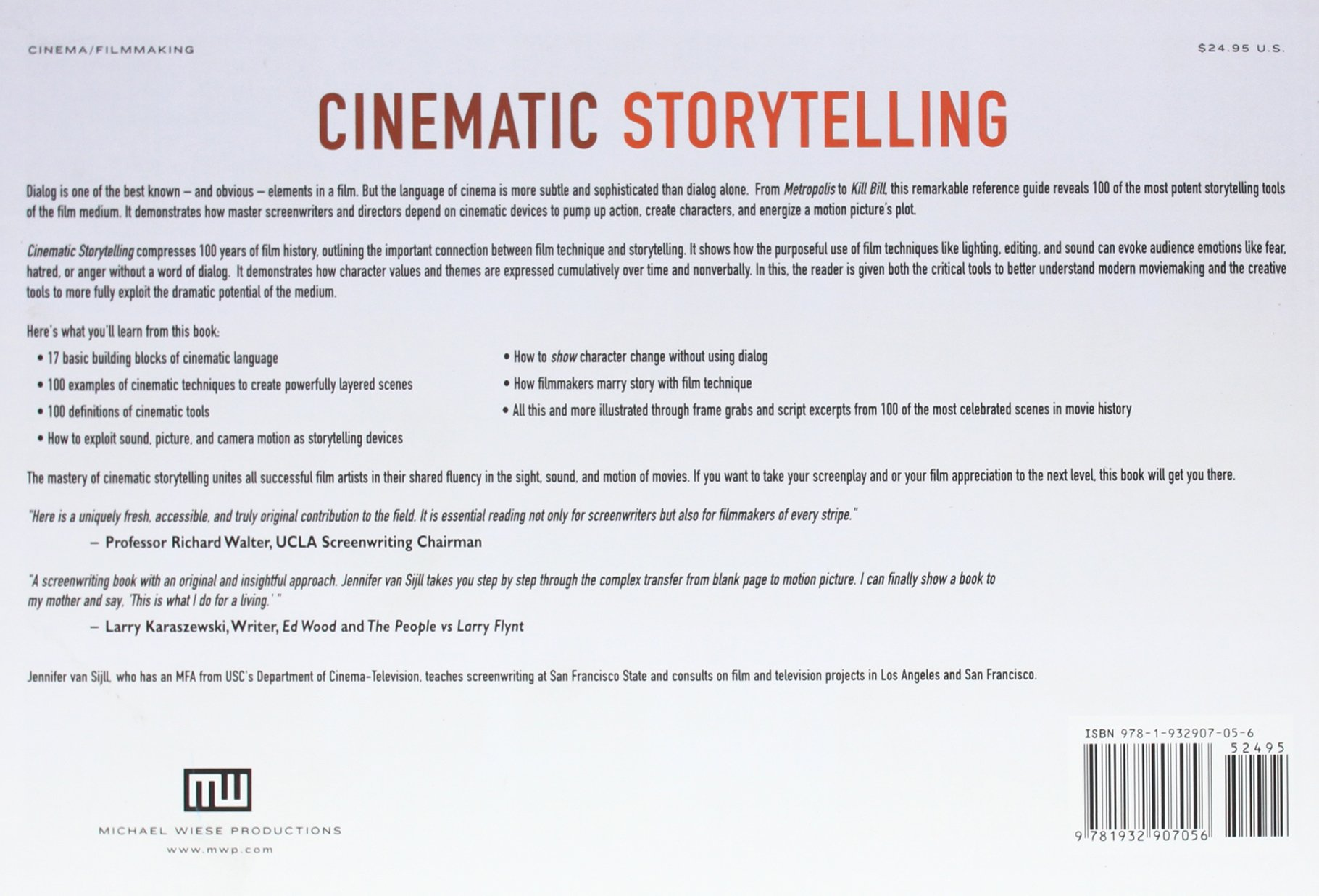 cinematic storytelling the 100 most powerful film conventions every