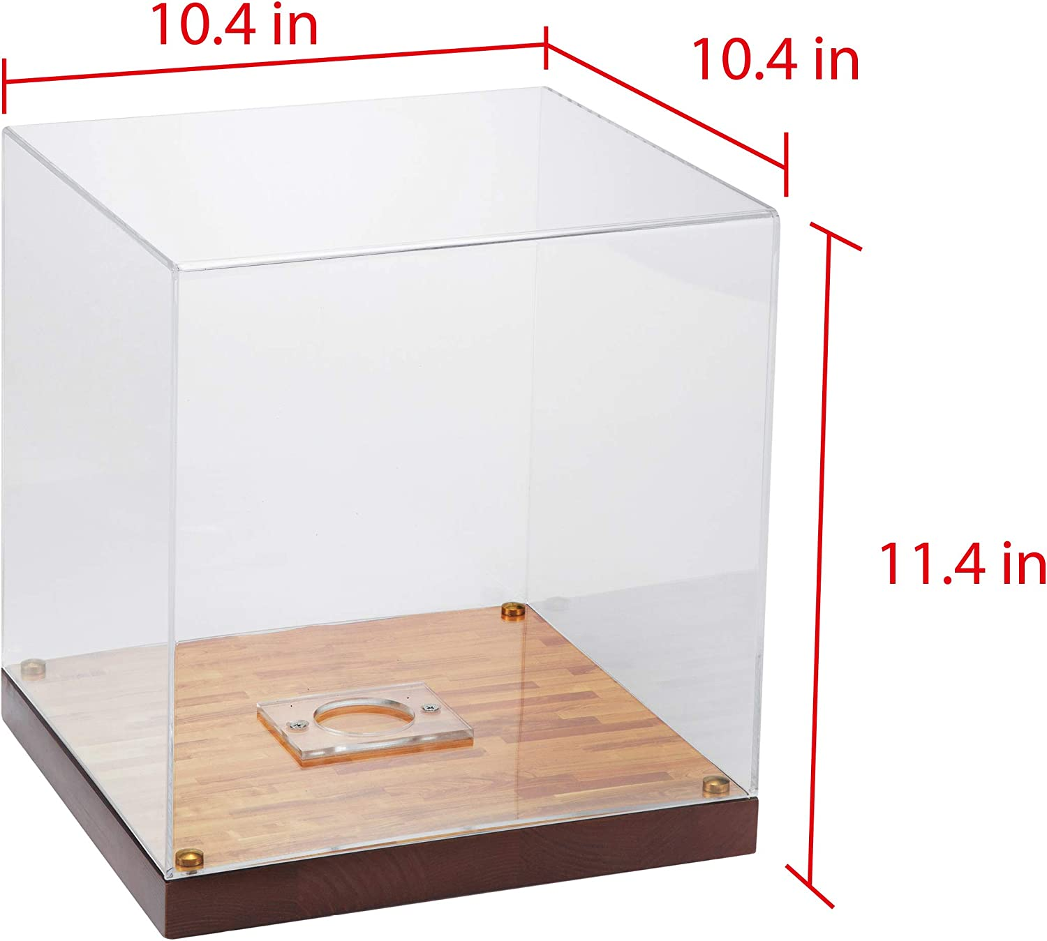 Jackcube Design MK342A Basketball Display Case