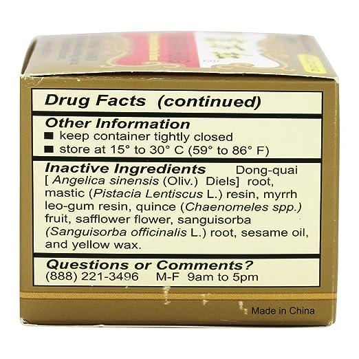 Amazon.com: Solsticio Medicina Company Ching Wan Hung ...