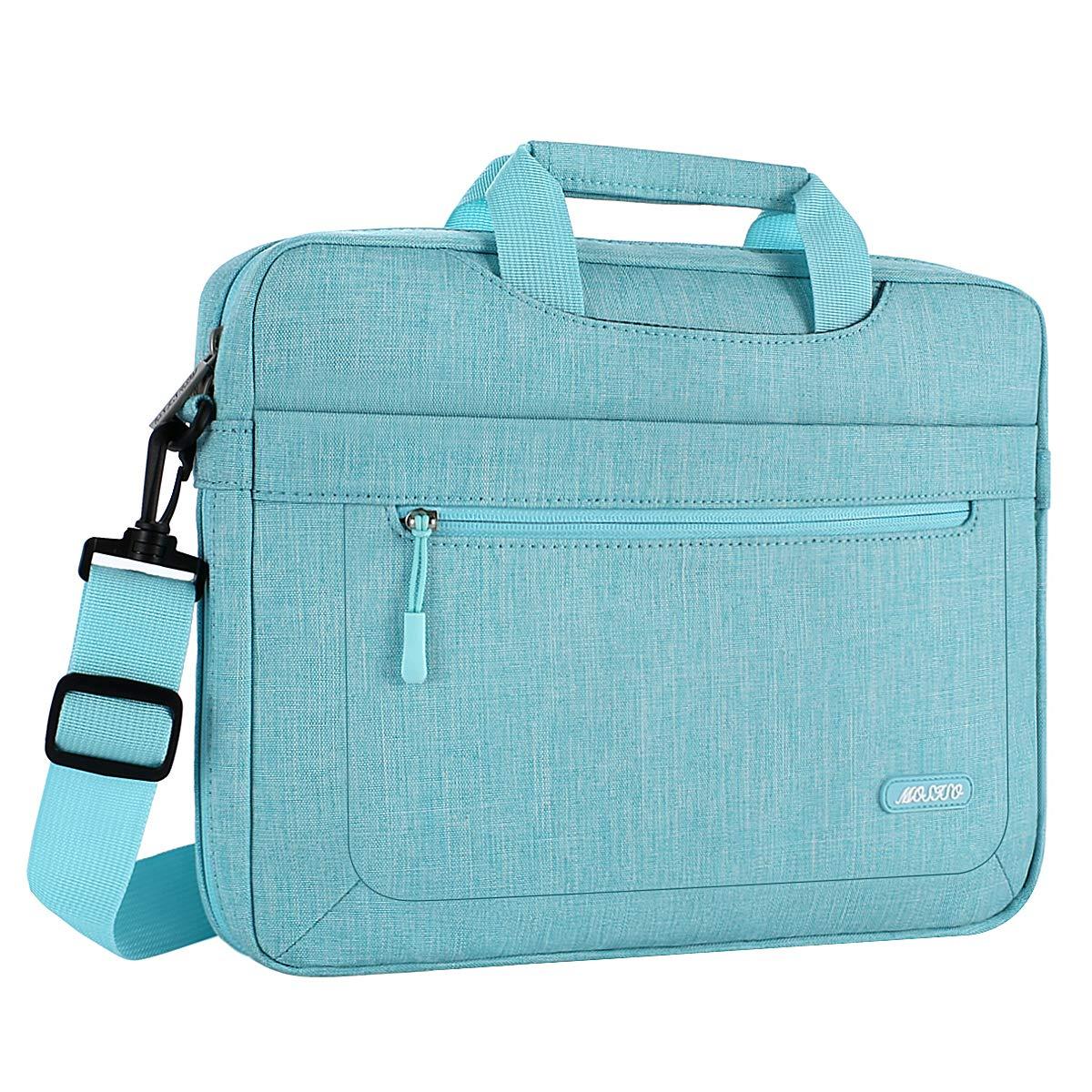 MOSISO Messenger Laptop Shoulder Bag Compatible